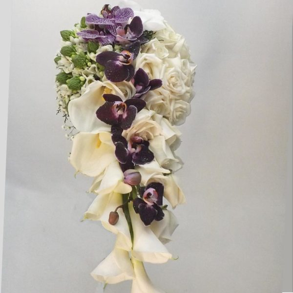 Bouquet de Novia Cascada