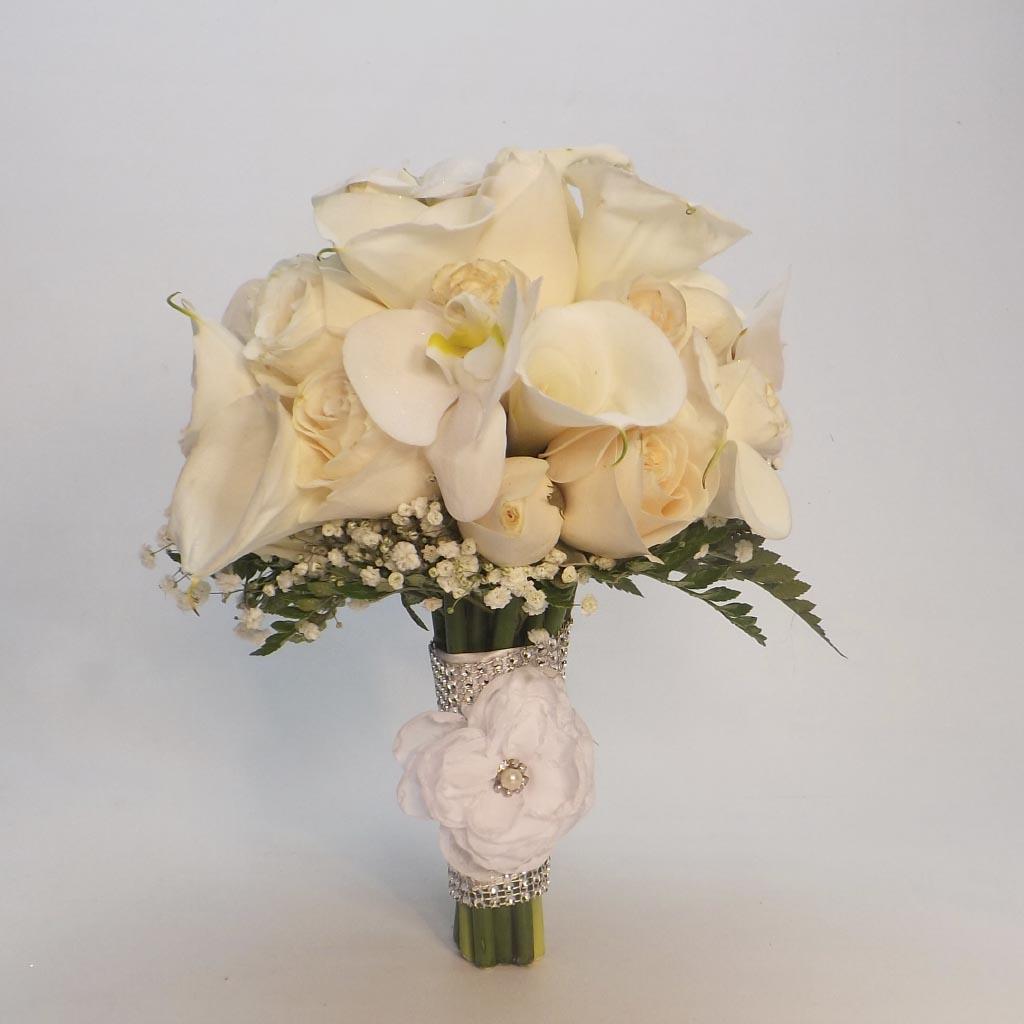 Bouquet de Novia Tallos Limpios