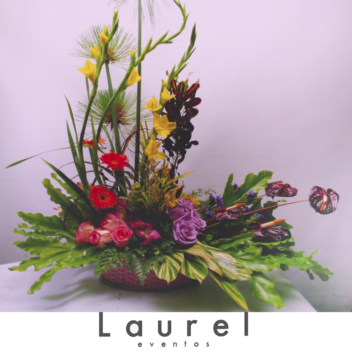 Arreglo Floral Carmen