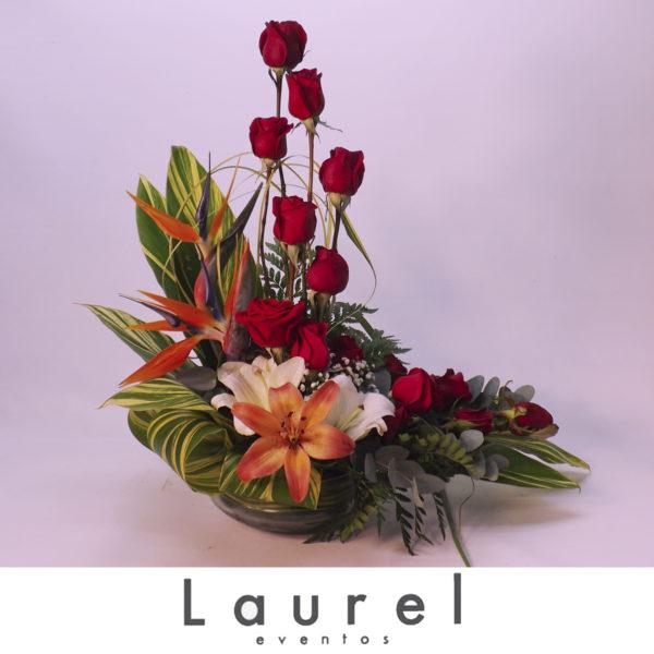 Ramo de Rosas Laurel