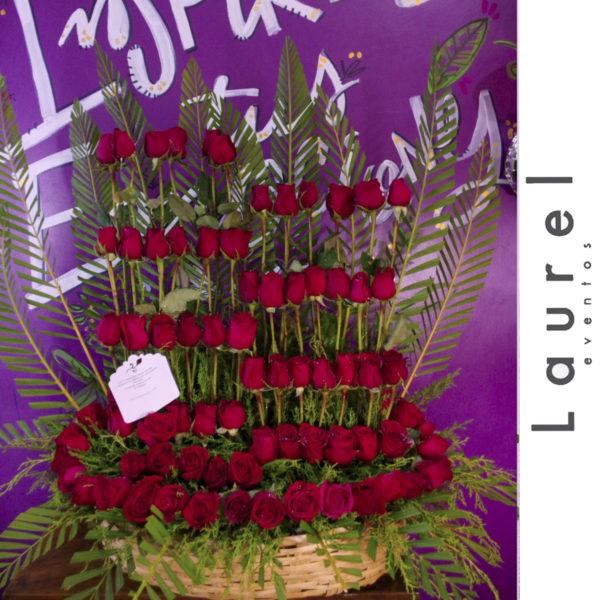 Arreglo Floral Paralelo