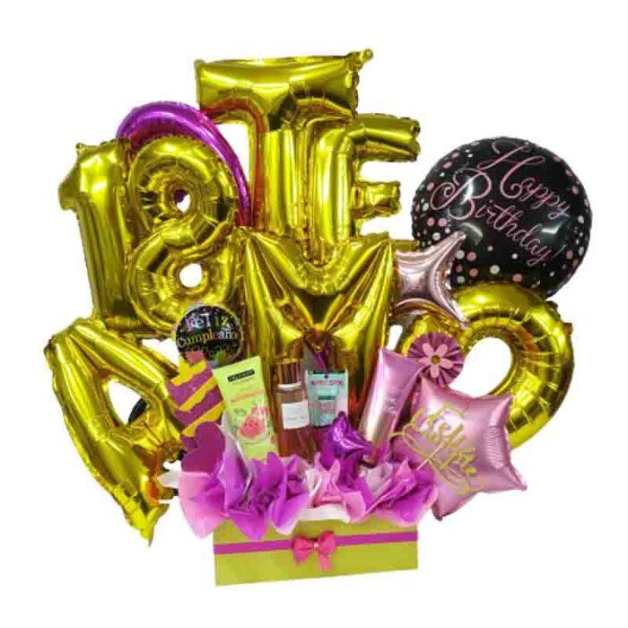 arreglo con globos valencia (4)