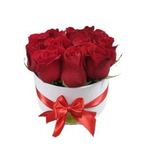 MIni caja de rosas